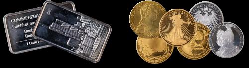 Schmuck Ankauf Berlin Gold Münzen Silber